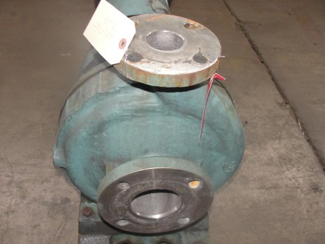 Pump 2x3-10 Goulds Pumps centrifugal pump, 10 hp, Stainless Steel2