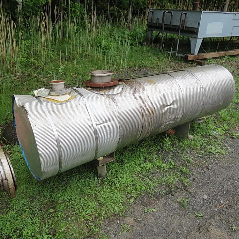 Column and Still APV bubble cap tray distillation column, 15 trays, Stainless Steel4