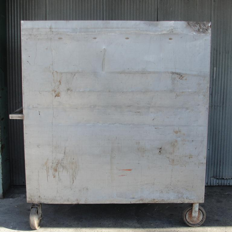 Miscellaneous Equipment Cart, Stainless Steel4