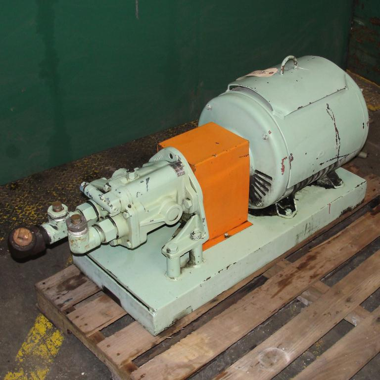 Pump 15 hp Vickers hydraulic pump3