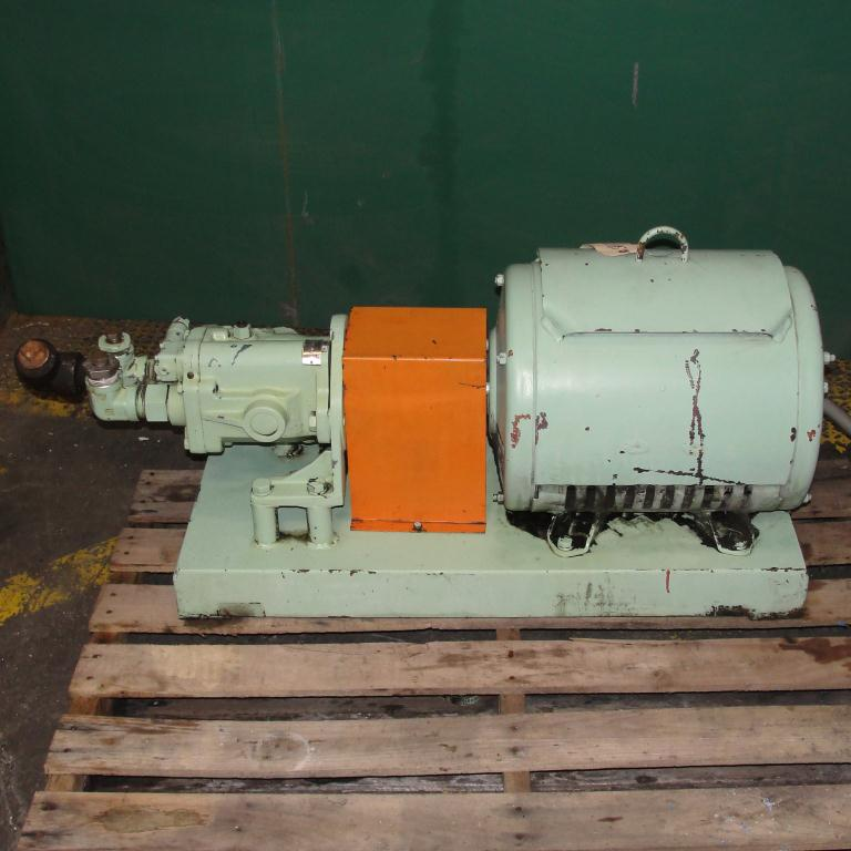Pump 15 hp Vickers hydraulic pump4