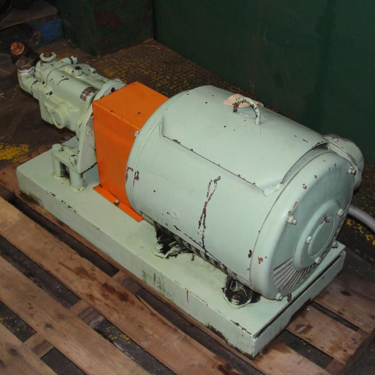 Pump 15 hp Vickers hydraulic pump5