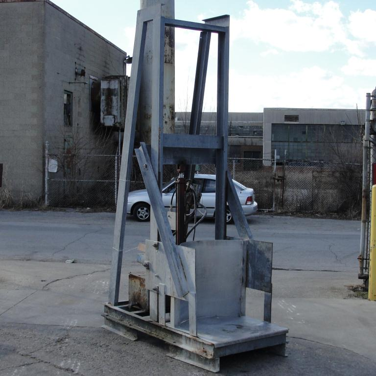 Material Handling Equipment ABC Conveyors Inc drum lift 42 lift height1