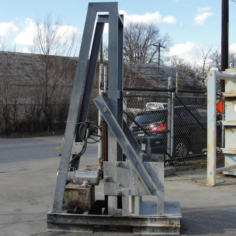 Material Handling Equipment ABC Conveyors Inc drum lift 42 lift height2