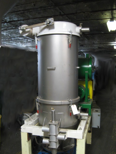 Dust Collector 4 sq.ft. Vac-U-Max reverse pulse jet dust collector 144 cfm, Positive Displacement fan3