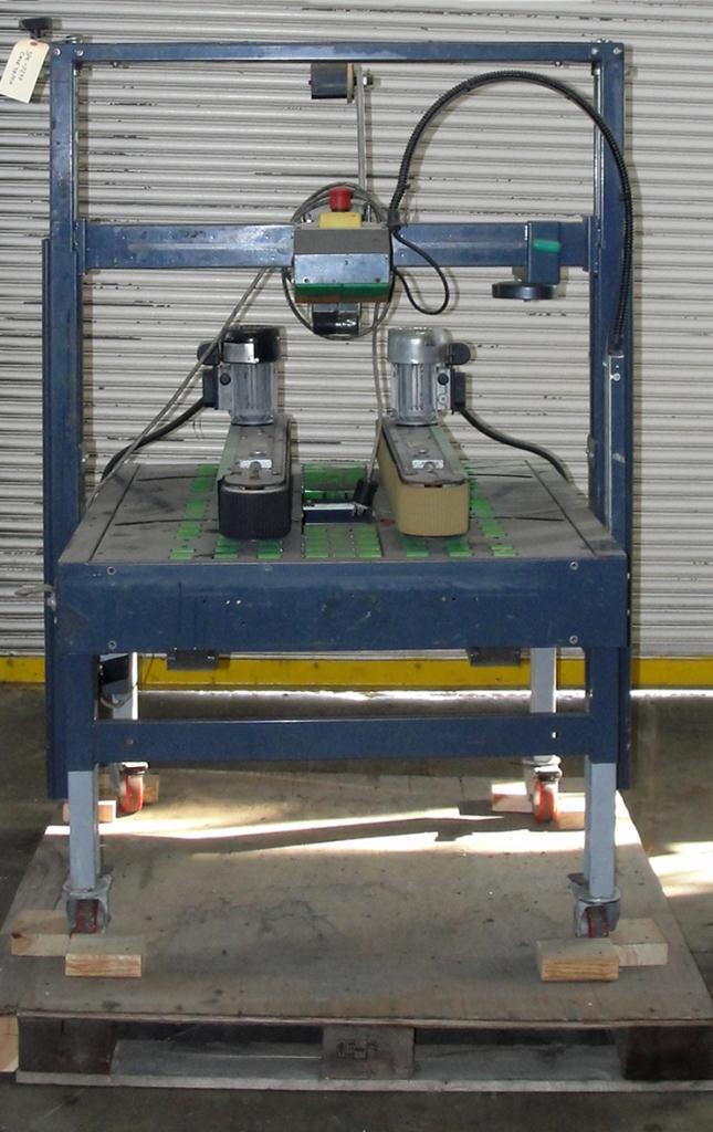 Case Sealer Siat Top only case taper model XL 36, speed 1200 bph2