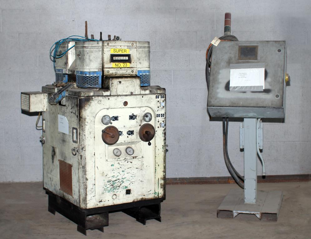 Press Stokes tablet press model 551-1, 51 stations, 4 ton, up to 7/16 dia. tablet size1