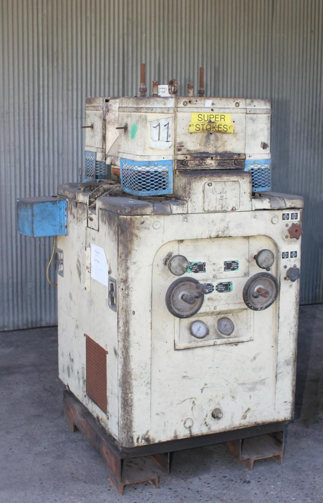 Press Stokes tablet press model 551-1, 51 stations, 4 ton, up to 7/16 dia. tablet size2