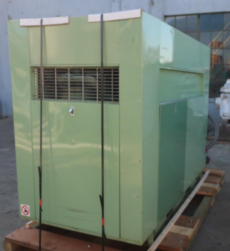 Compressor Sullair air compressor model LS20-100L AC, 500 cfm, Water cooled3