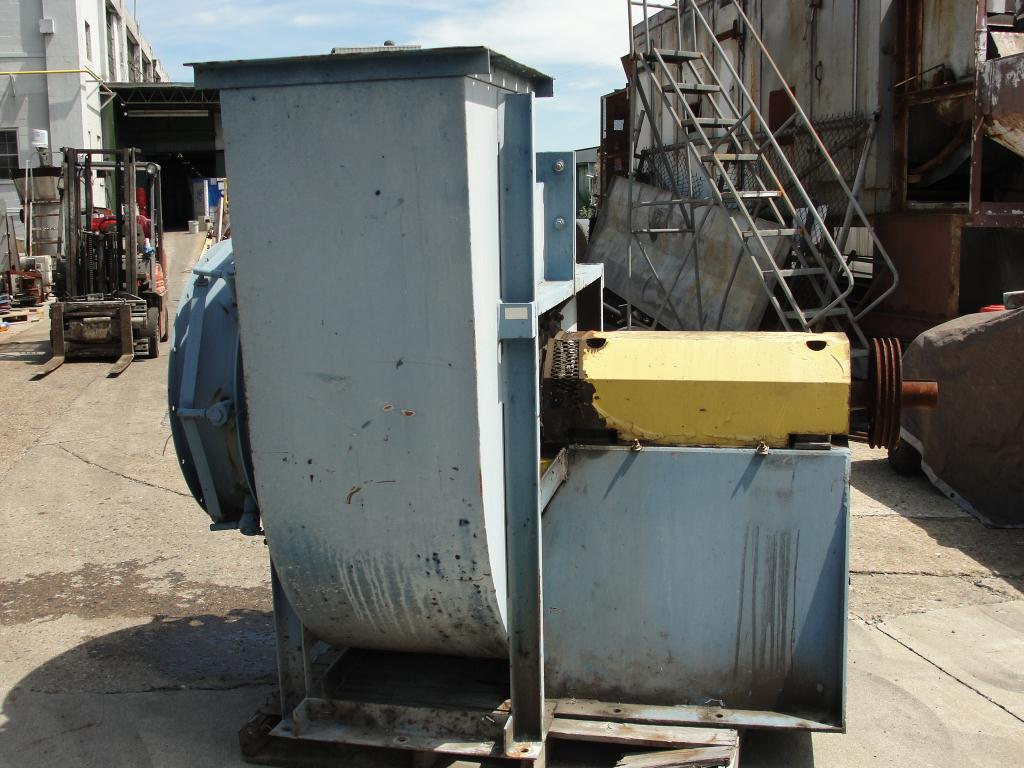 Blower centrifugal fan Valmet size HB-131448-3-1 model 330, CS4