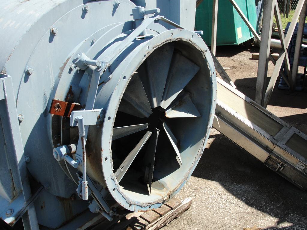 Blower centrifugal fan Valmet size HB-131448-3-1 model 330, CS5
