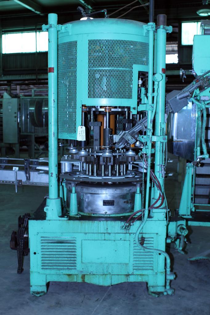 Capping Machine Pneumatic Scale screw capper model Pneumacap, 33 mm chucks4