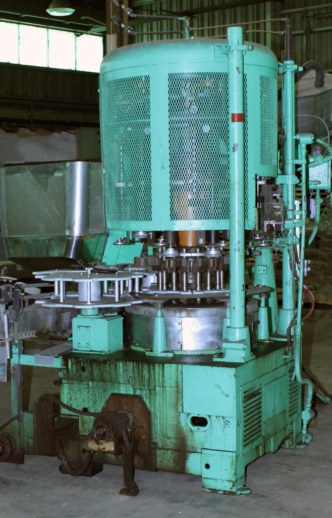 Capping Machine Pneumatic Scale screw capper model Pneumacap, 33 mm chucks5