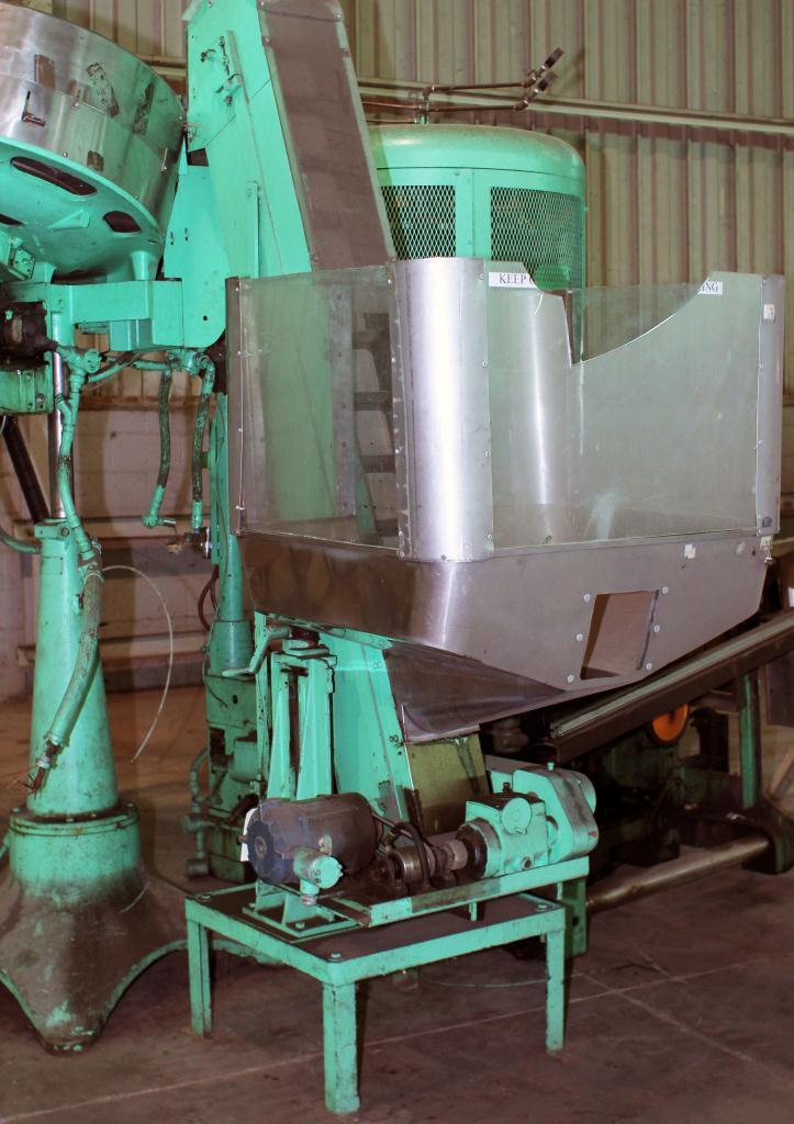 Capping Machine Pneumatic Scale screw capper model Pneumacap, 33 mm chucks8
