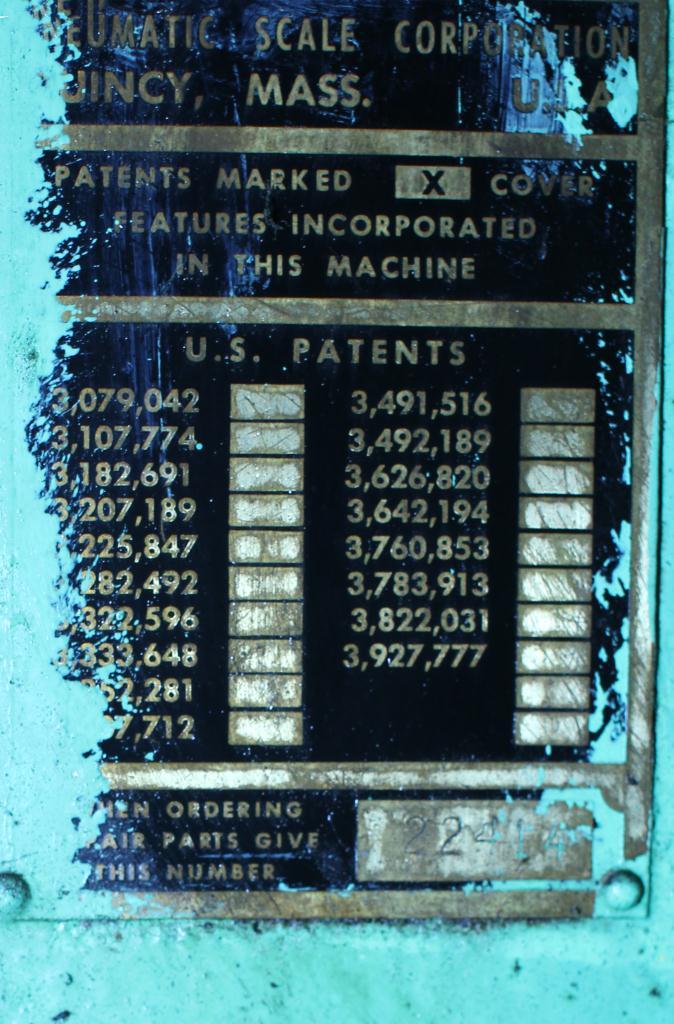 Capping Machine Pneumatic Scale screw capper model Pneumacap, 33 mm chucks9