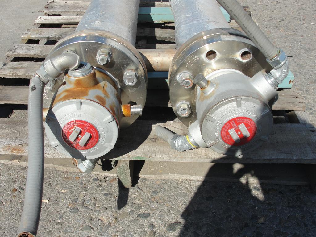 Boiler M&M Welding & Fab electric steam generator 200 psi @ 388F max psi2