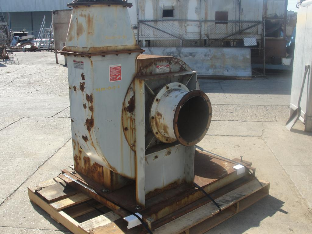 Blower centrifugal fan Quickdraft model M26, 30 hp, CS3