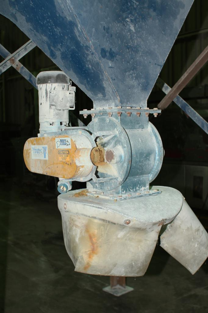 Dust Collector 6096 sq.ft. Donaldson Torit reverse pulse jet dust collector up to 15,200 cfm7