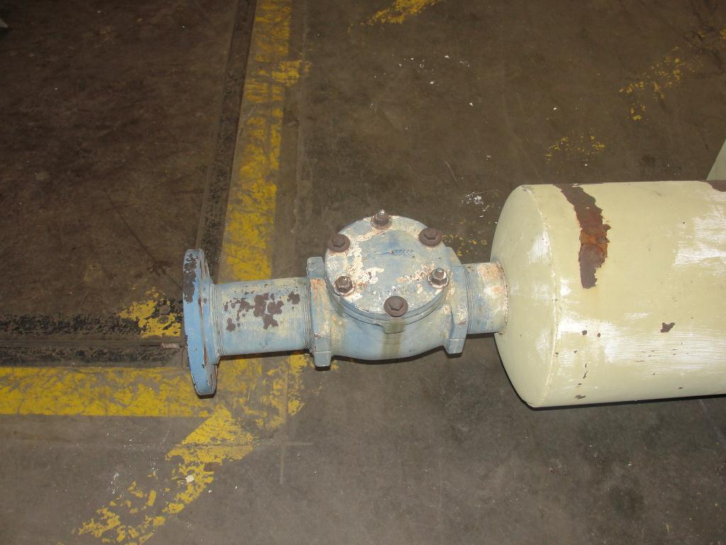 Blower 781 cfm, positive displacement blower Republic Pneumatics, 60 hp5