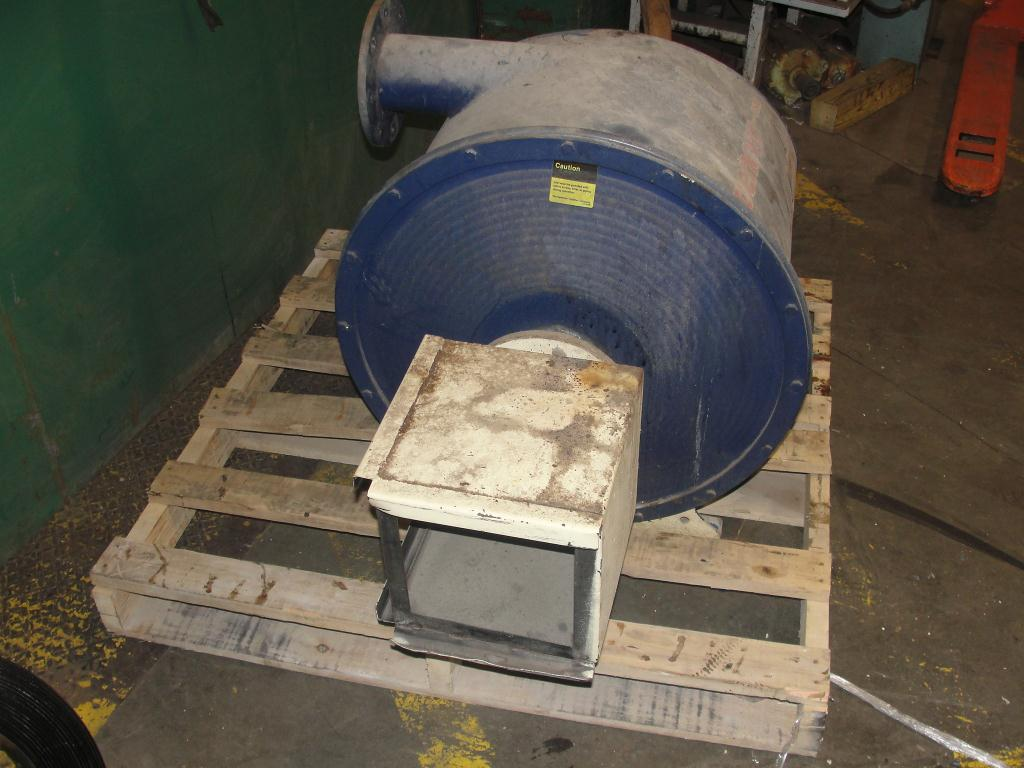 Blower 135 cfm multistage centrifugal blower, Spencer, 7.5 hp2