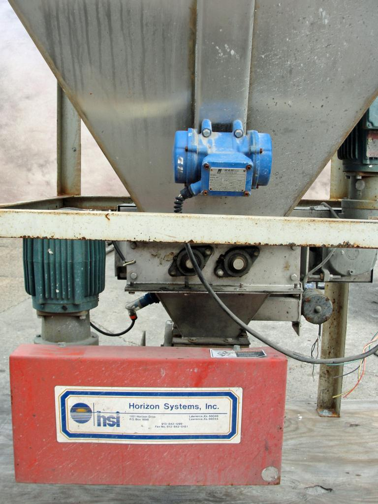 Bin 16 cu.ft., bulk storage bin, Stainless Steel3