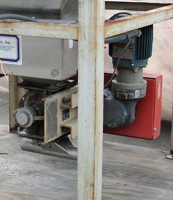 Bin 16 cu.ft., bulk storage bin, Stainless Steel4