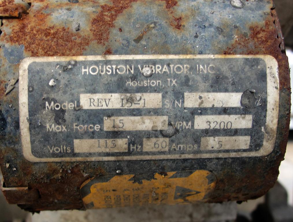 Bin 16 cu.ft., bulk storage bin, Stainless Steel9