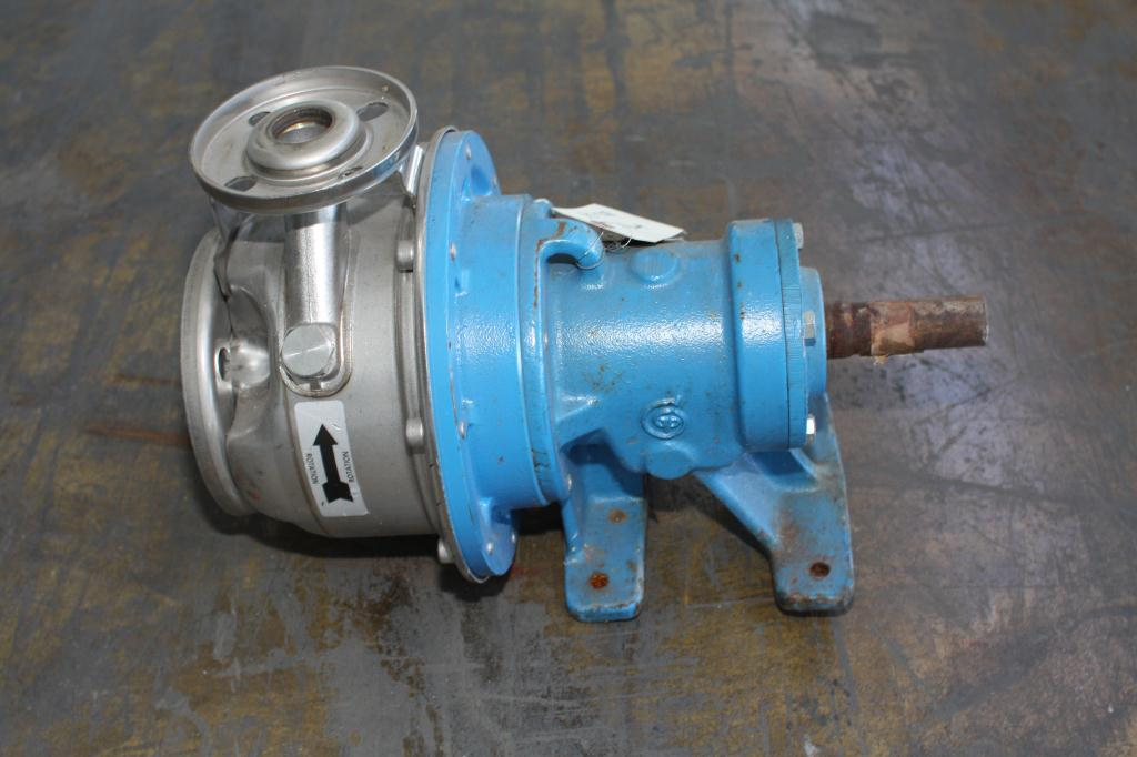 Pump 2x1x5 3/8 Goulds centrifugal pump, 316 SS1