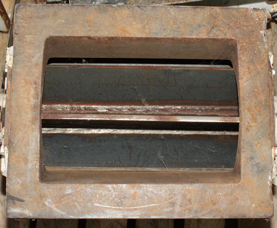 Valve 9 1/2 X 13 CS PFENING rotary airlock feeder3