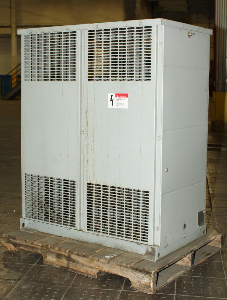 Transformers and Switchgear 93 kva Federal Pacific Transformers Company dry transformer, 2400 high voltage, 460 Y/ 266 low voltage, 3 phase2