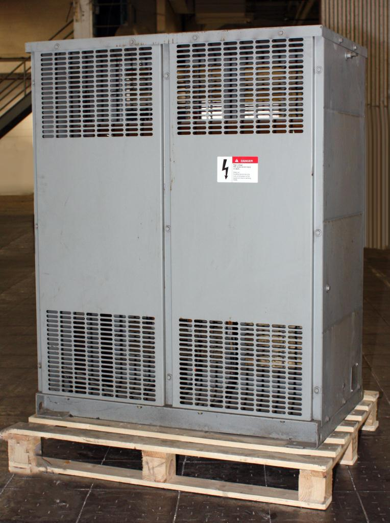 Transformers and Switchgear 118 kva Federal Pacific Transformer Company dry transformer, 2400 high voltage, 460 Y/ 266 low voltage, 3 phase2