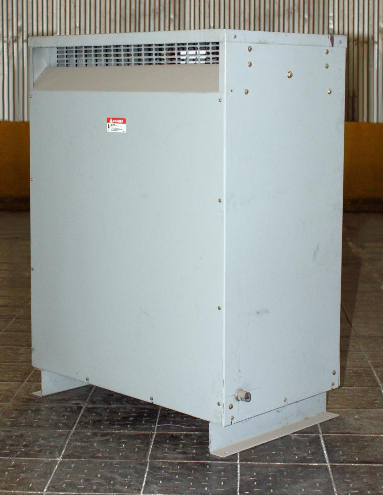 Transformers and Switchgear 175 kva Federal Pacific Transformer Company dry transformer, 2400 high voltage, 460 Y/266 low voltage, 3 phase3