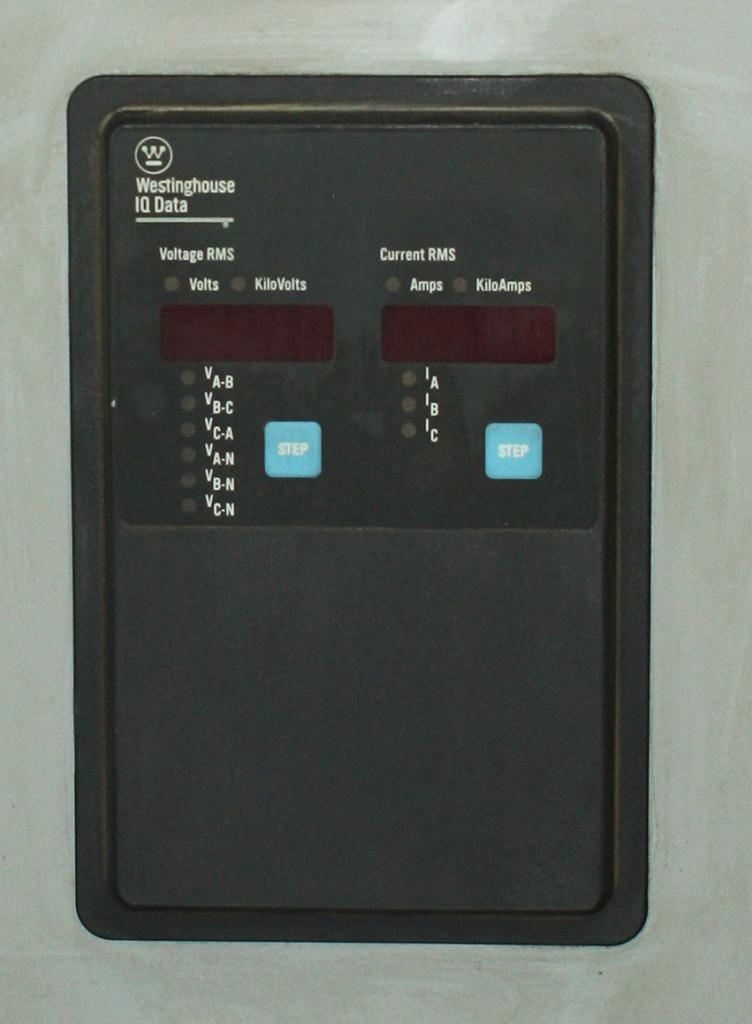 Transformers and Switchgear Westinghouse switchgear model WLI Load Interrupter Switchgear 5.0 kV volts, 600 amps8