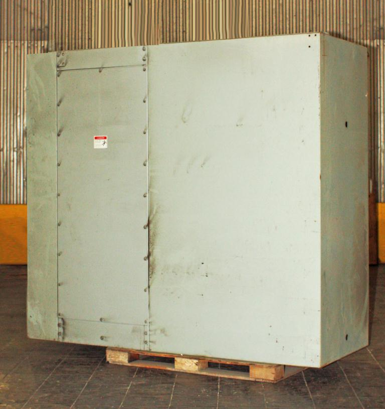 Transformers and Switchgear Westinghouse switchgear model WLI Load Interrupter Switchgear 5.0 kV volts, 600 amps9