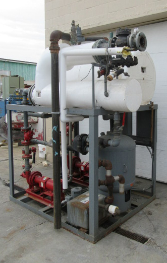 Miscellaneous Equipment foam cleaning system, CIP skid6