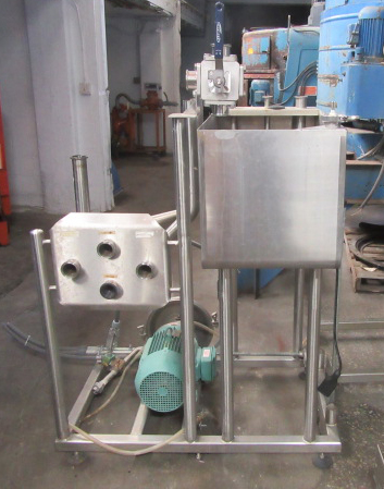Miscellaneous Equipment foam cleaning system, CIP skid8
