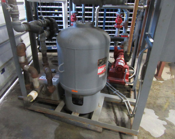 Miscellaneous Equipment foam cleaning system, CIP skid10