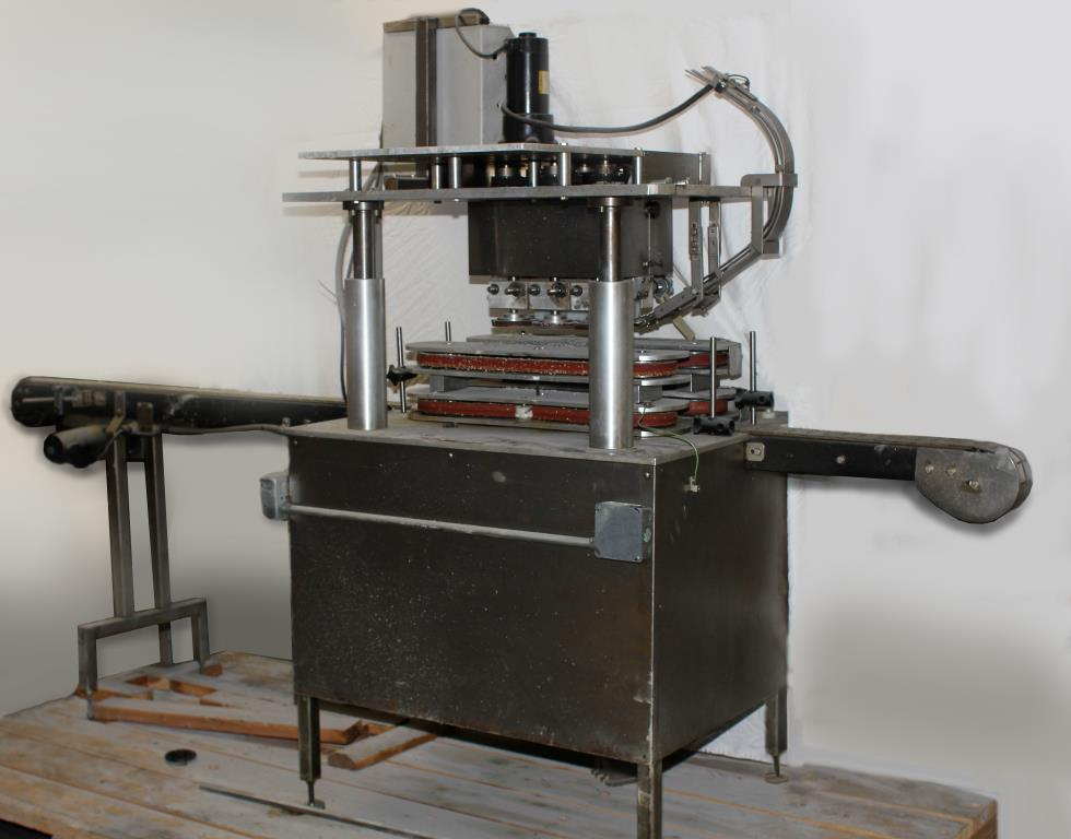 Capping Machine Ron Unger Engineering retorquer cap tightener 1