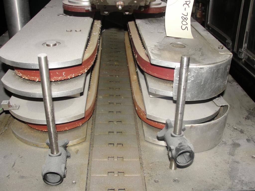 Capping Machine Ron Unger Engineering retorquer cap tightener 3
