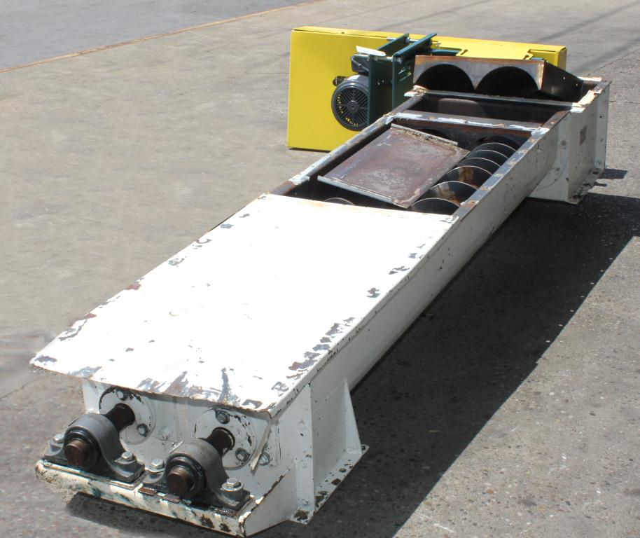 Feeder 9 Continental Screw Conveyor screw feeder CS