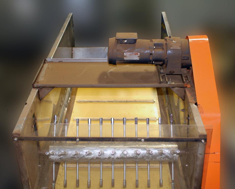 Conveyor belt conveyor Stainless Steel, 36 wide x 6' long2