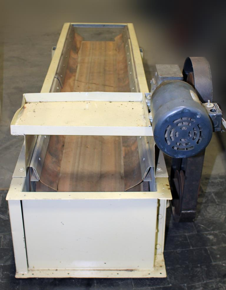 Conveyor belt conveyor CS, 18 wide x 7.5' long2