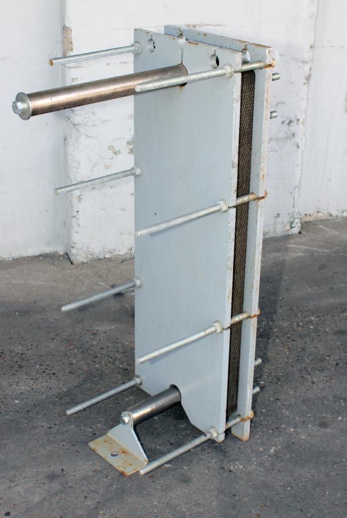 Heat Exchanger 50 sq.ft. API Heat Scmidt-Bretten plate heat exchanger, Stainless Steel Contact Parts4