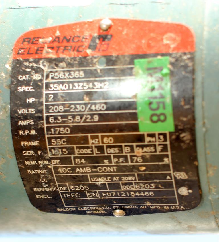 Valve 12 Stainless Steel Boedecker Company rotary airlock feeder model HDR 13125