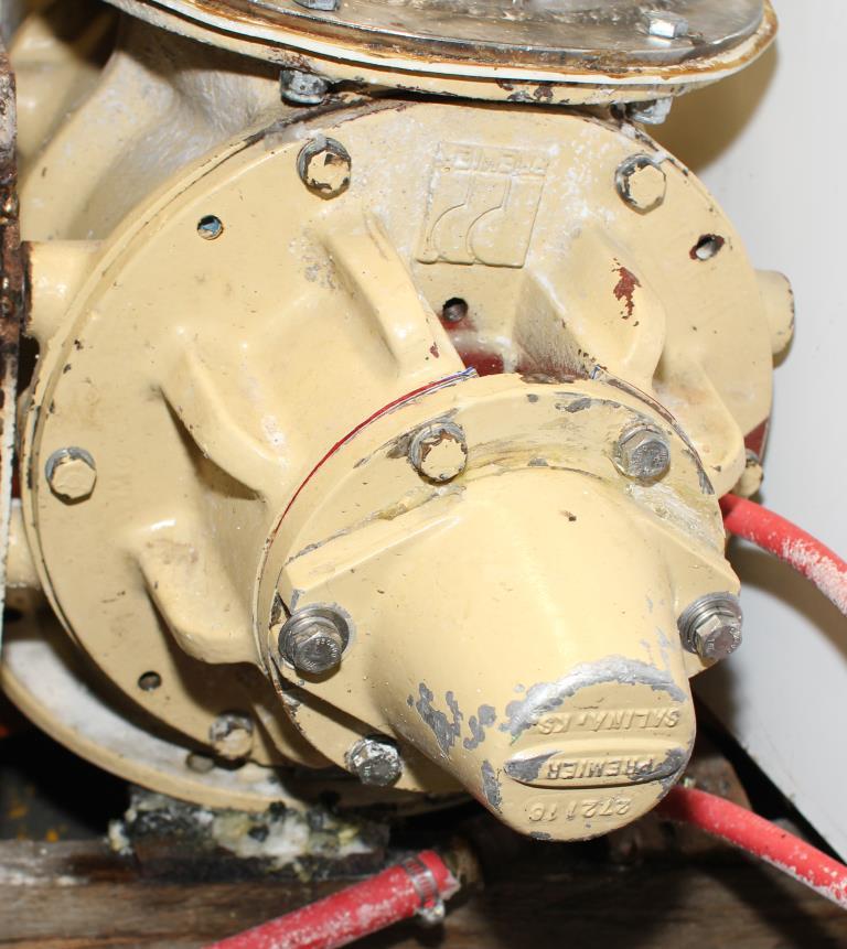 Valve 8 CS Premier Pneumatic rotary airlock feeder4