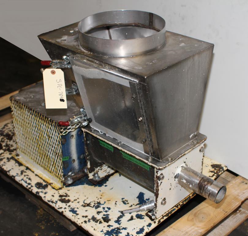 Feeder 2 screw feeder , Stainless Steel1