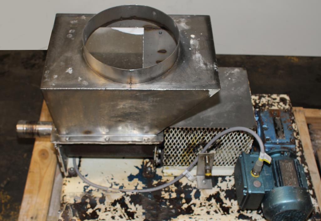 Feeder 2 screw feeder , Stainless Steel6