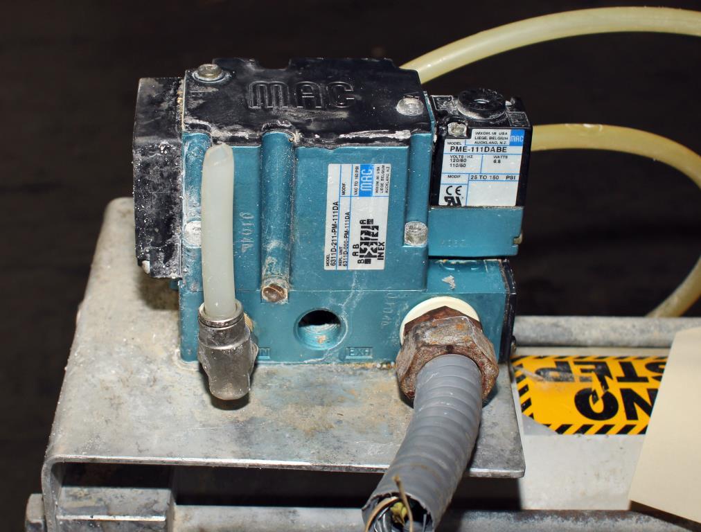 Valve 10 Salina Vortex gate valve, pneumatic, Stainless Steel Contact Parts3