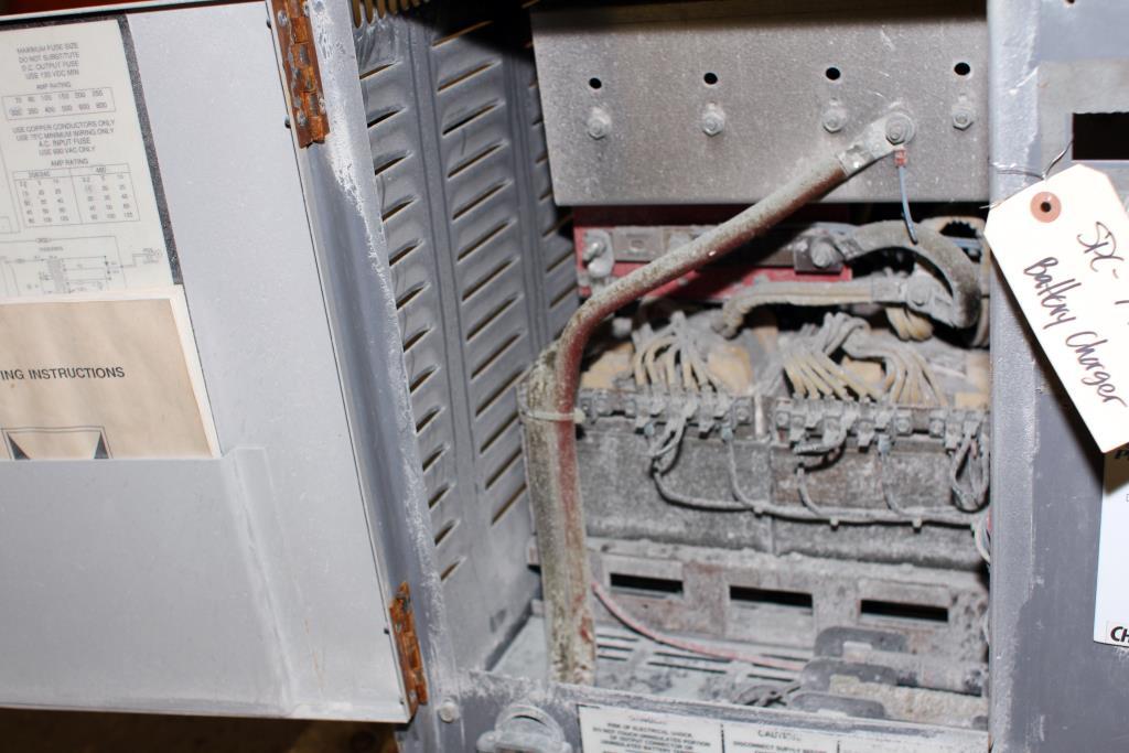 Miscellaneous Equipment battery charger, 36 volts VARTA3