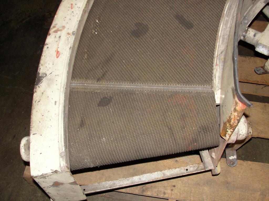 Conveyor PORTEC belt conveyor model AA2214, CS3